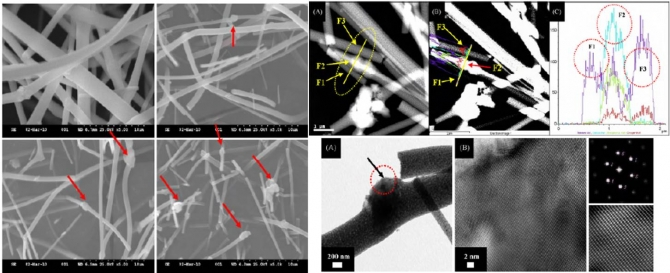 Fabrication of titanium dioxide nanofibers containing hydroxyapatite nanoparticles