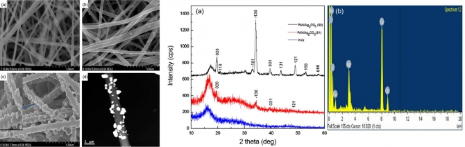 Synthesis and Characterization of Photocatalytic and Antibacterial PAN/Ag2CO3 Composite Nanofibers by Ion Exchange Method